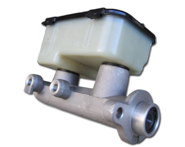 SPEED GM Style 1-1/4 inch Aluminum Master Cylinder with Plastic Reservoir
