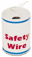 """Stainless Steel Safety Wire .025"""""""