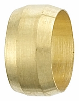 "Tubing Adapter Brass Sleeve for 1/2"" Tube (5 pcs.)"