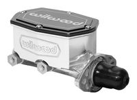 1-1/8 inch Wilwood Compact Reservoir Master Cylinder Polished