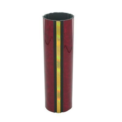 1-3/4 x 4 Inch Round Red Moonbeam Trophy Column-Other Lengths Available