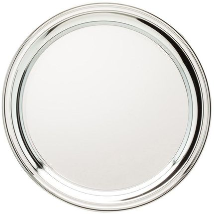 11 Inch Chrome Plated Tray