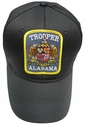 Alabama Trooper Patch Ball Cap