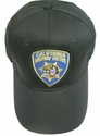 California Highway Patrol Patch Ball Cap