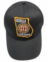 Georgia State Patrol Police Patch Ball Cap