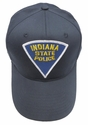 Indiana State Police Patch Ball Cap