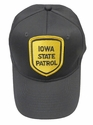 Iowa State Highway Patrol Patch Ball Cap