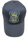 Kansas Highway Patrol Patch Ball Cap