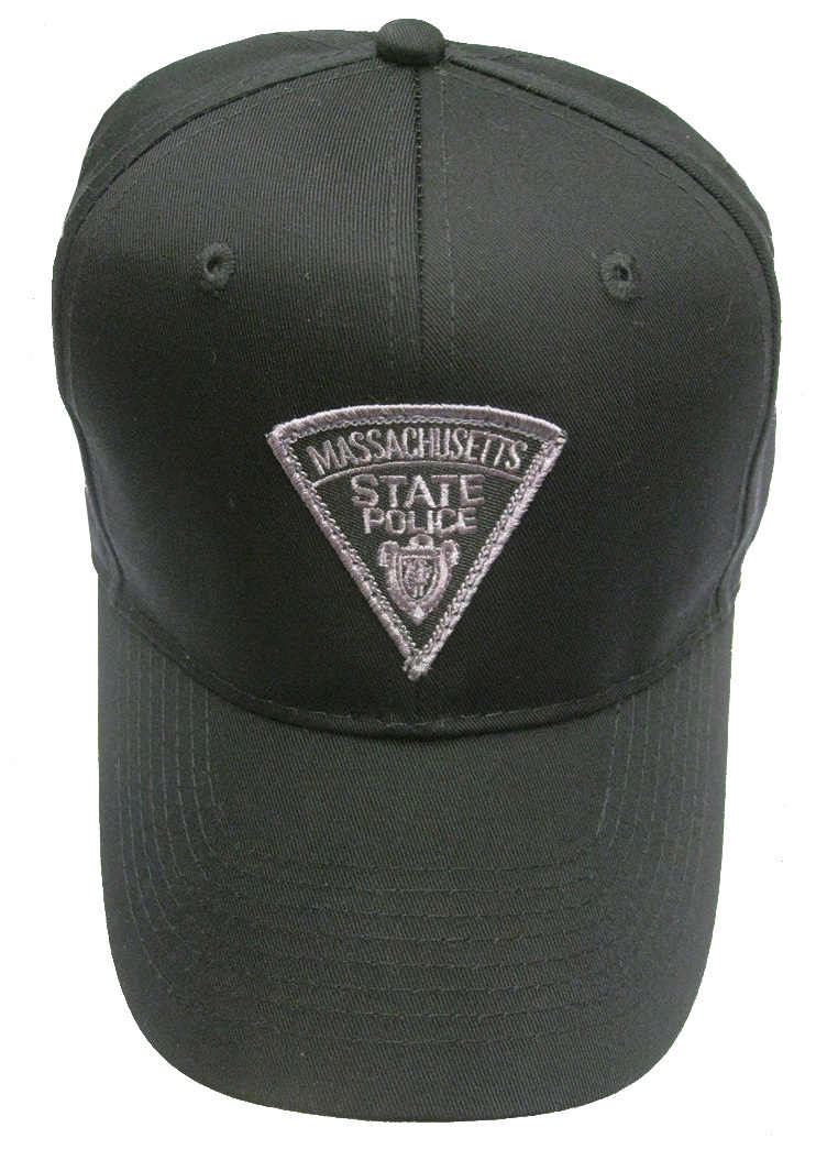 Massachusetts State Police Subdued Patch Ball Cap 309fb837bf2