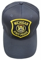 Michigan State Police Patch Ball Cap