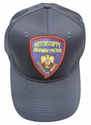 Mississippi Highway Patrol Patch Ball Cap