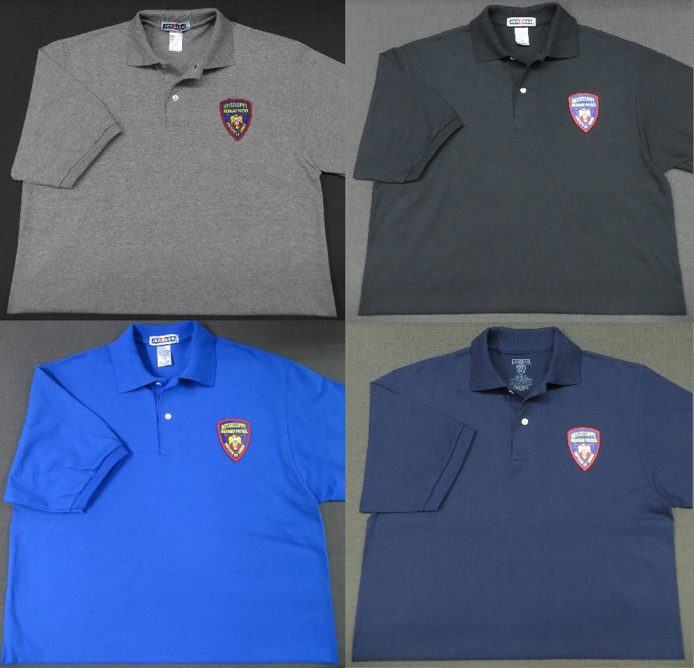 Mississippi Highway Patrol Polo
