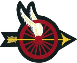 Motorcycle Police Wings and Wheel Decal / Sticker