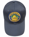 Florida Highway Patrol Patch Ball Cap