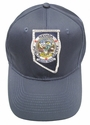 Nevada Highway Patrol Patch Ball Cap