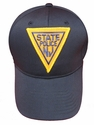 New Jersey State Police Patch Ball Cap