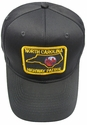 North Carolina Highway Patrol Patch Ball Cap