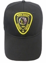 North Dakota Highway Patrol Patch Ball Cap