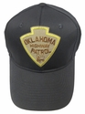 Oklahoma Highway Patrol Patch Ball Cap