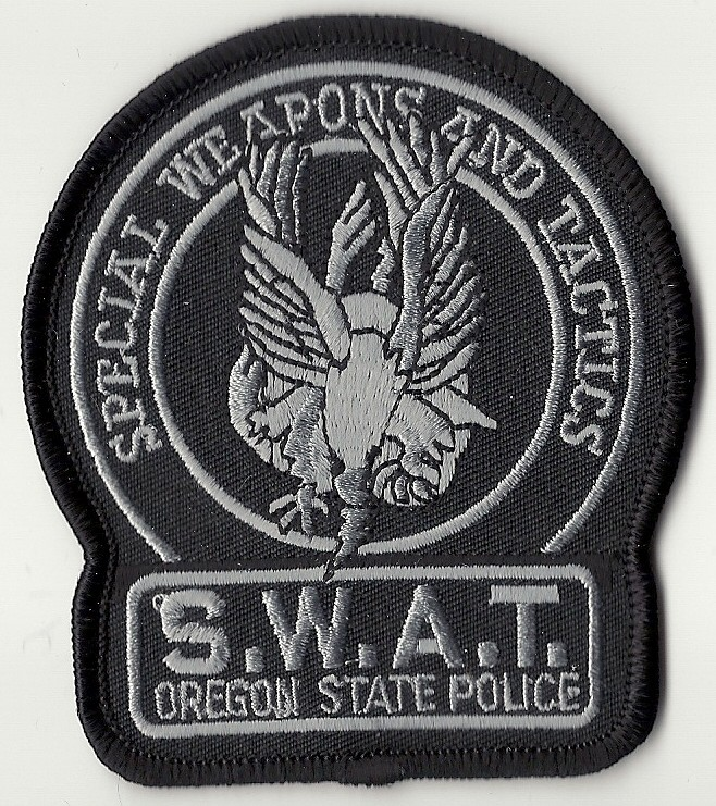 OREGON STATE POLICE S W A T