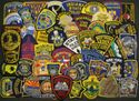 PATCH COLLECTORS LOT 100 PIECES NO DOUBLES