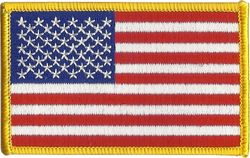 United State Flag Patch