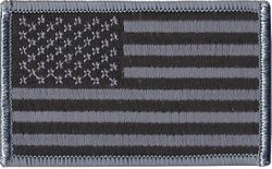 US Flag Subdued Patch