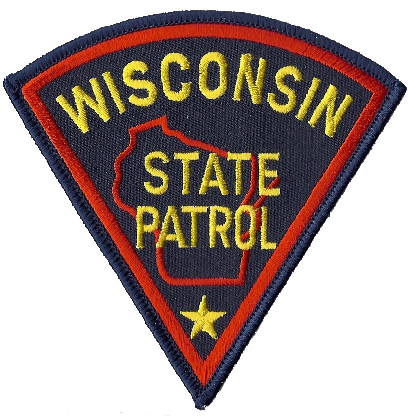 2nd Issue Shoulder Patch Wisconsin Green Bay Police