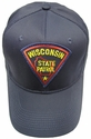 Wisconsin State Patrol Patch Ball Cap