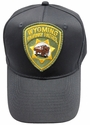 Wyoming Highway Patrol Patch Ball Cap