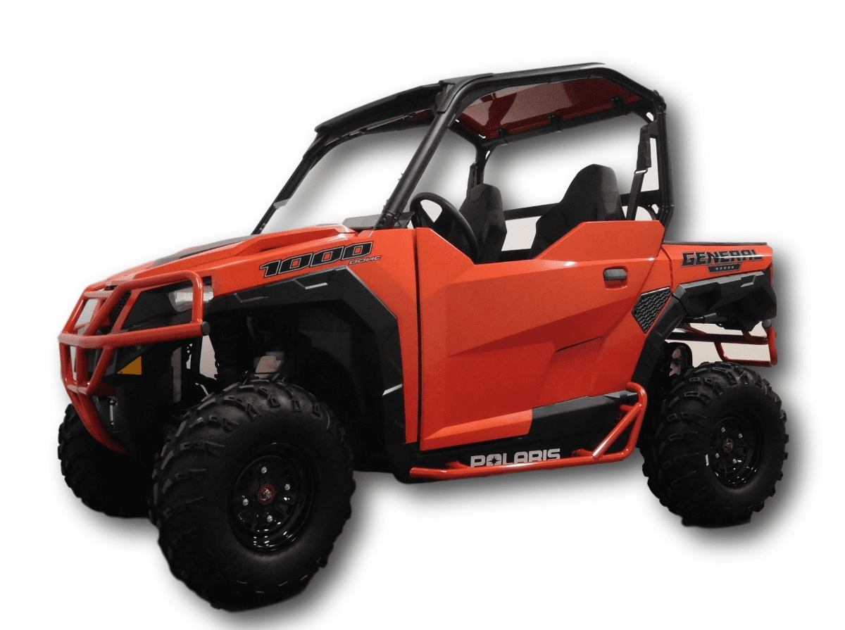 Two Door Polaris General Nerf Bars *SOLD OUT*