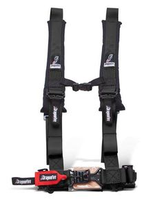 """2"""" DragonFire Racing Memory Foam H-Style Harness *SOLD OUT*"""