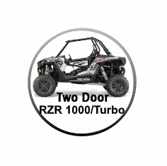 2014-2021 Two Door RZR 1000 / Turbo