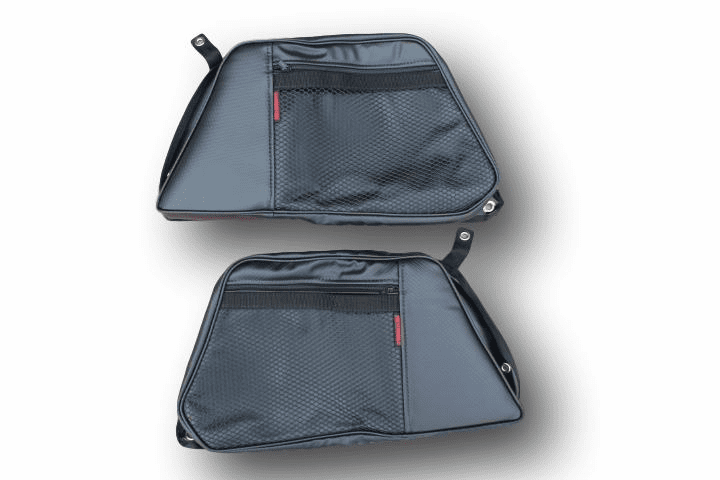 2015-2021 4-Door RZR 900, XP1000/Turbo REAR Door Bags *CLICK HERE*