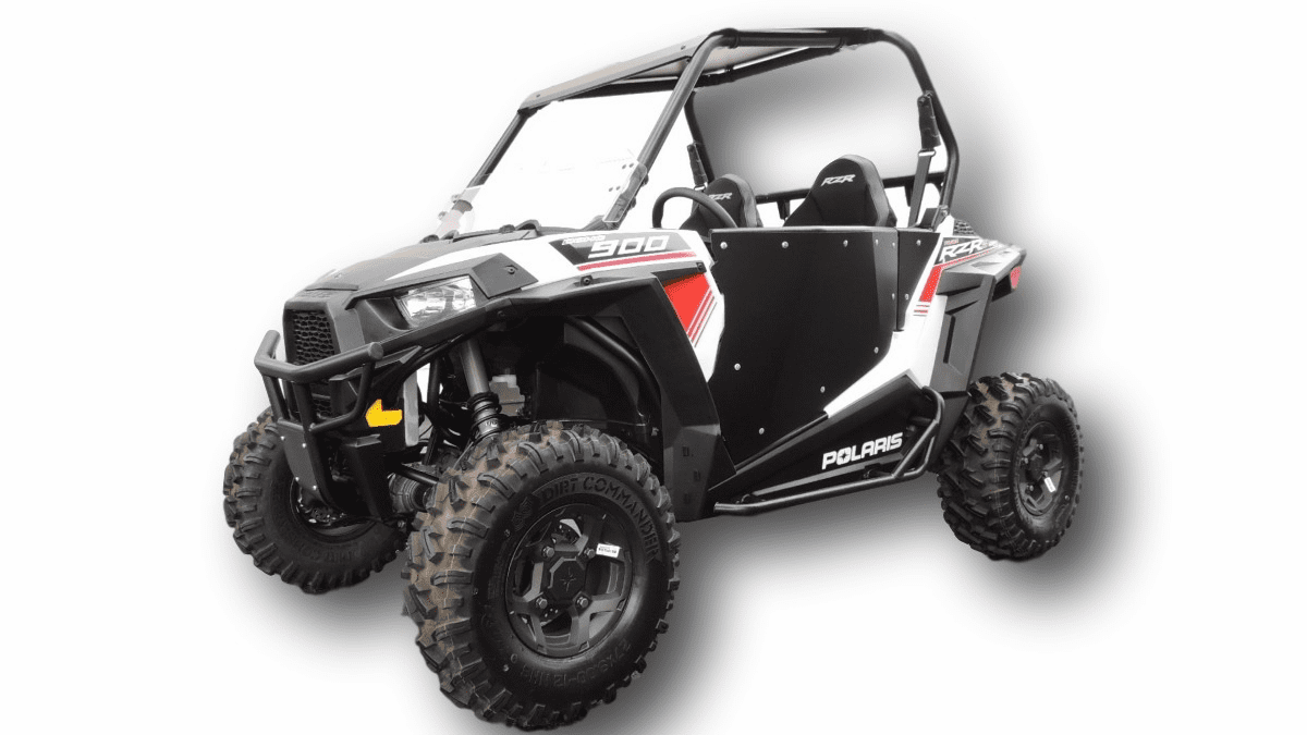 "2015-2020 RZR 900S/1000S/900 50"" Trail Deluxe Doors *Will Ship Within 7 Days From Order Date*"