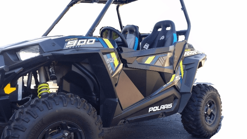 2015-2021 RZR S 900 Lower Door Inserts *3-7 Day Lead Time to Ship*