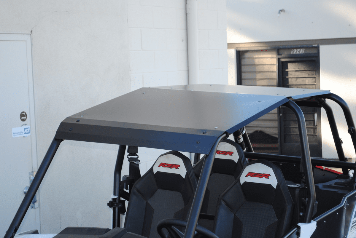 4-Door RZR 1000/Turbo/900 Roof - Black *IN STOCK!