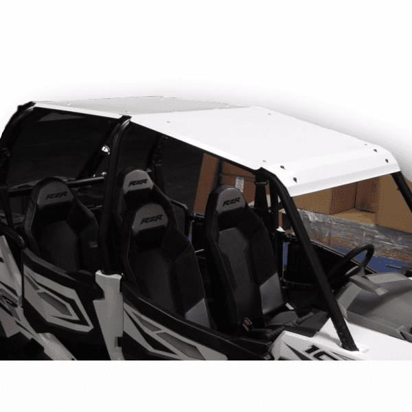 4-Door RZR 1000/Turbo/900 Roof - White *SOLD OUT*