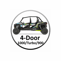 2014-2020 Four Door RZR 1000/Turbo/900 Roofs