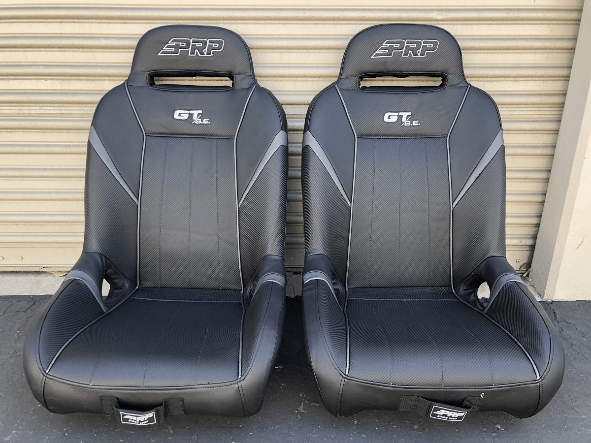 PRP GT S.E. Extra Wide RZR Seats - Black  *SOLD OUT*