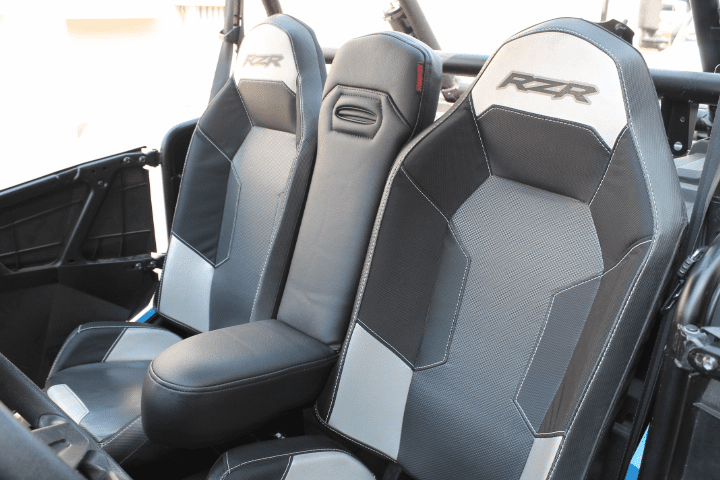 RZR 1000/Turbo/900 Center Seat - All Black