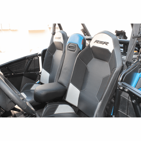 RZR 1000/Turbo/900 Center Seat - Black/Blue *SOLD OUT*