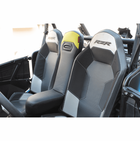 RZR 1000/Turbo/900 Center Seat -  Lime Squeeze