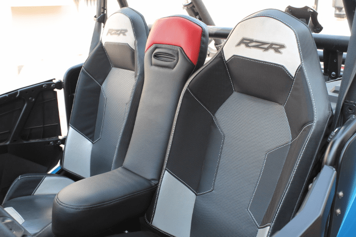 RZR 1000/Turbo/900 Center Seat - Red