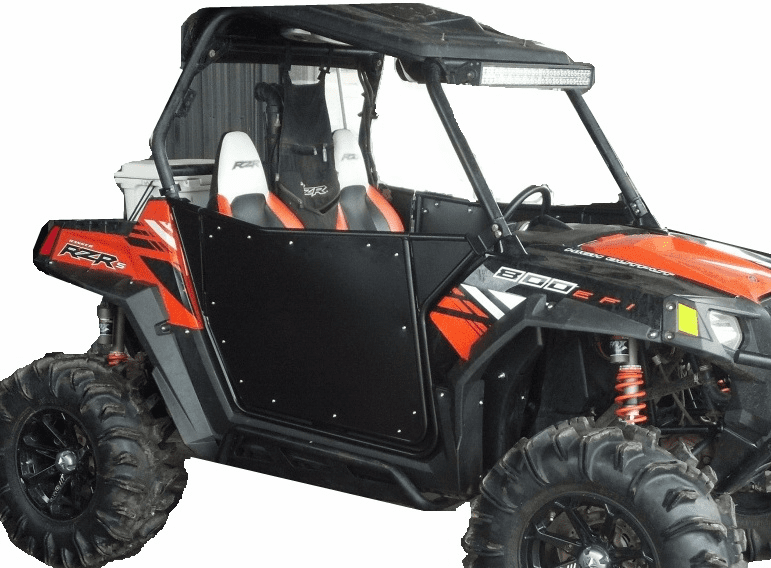 RZR Bear Claw Doors V.2 - *Will Ship Within 5-7 Days From Order Date*