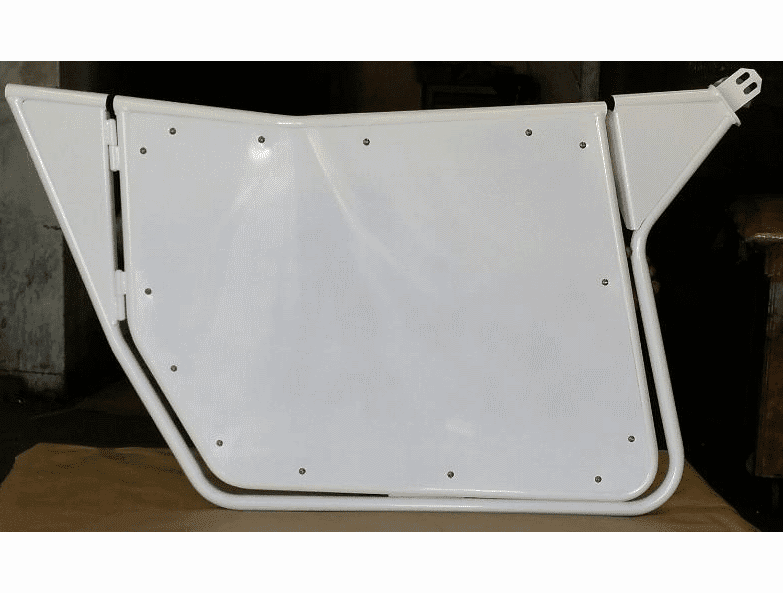 RZR Bear Claw Doors V.2 - White/White **SOLD OUT*