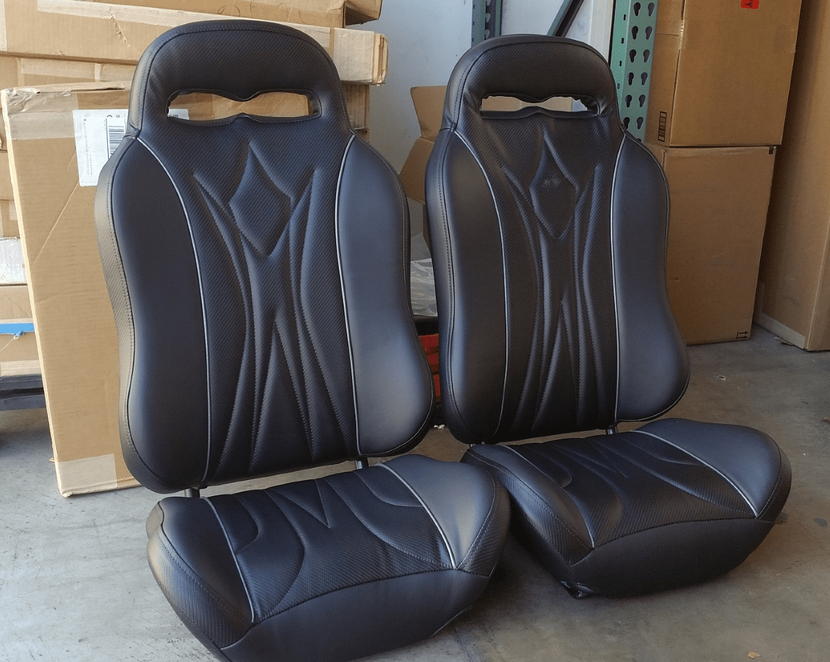UTVGiant Apex 2.0 Seats - Black