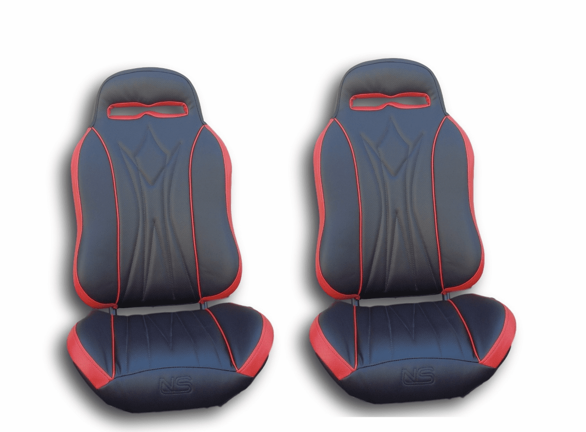 UTVGiant Apex 2.0 Seats - Red