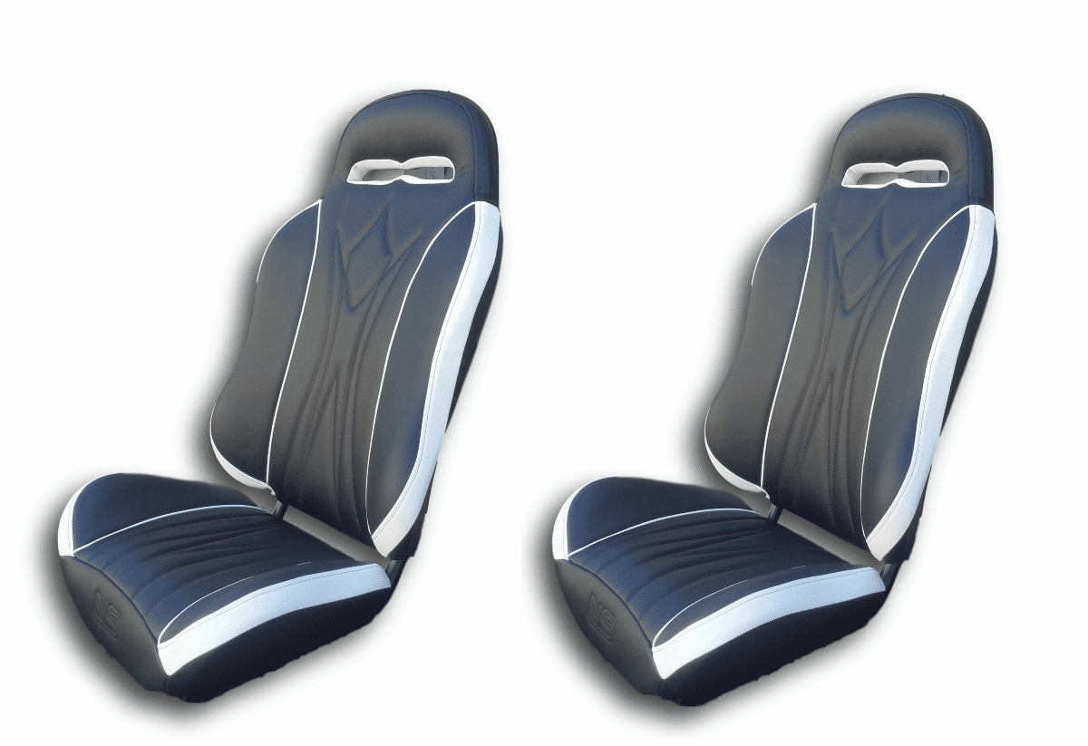 UTVGiant Apex 2.0 Seats - White