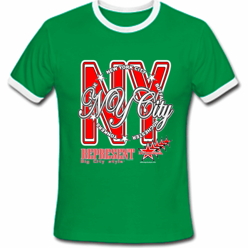 Nyct grn/wh
